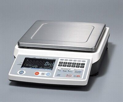 Aampd-fc-isi Series Counting Scales Fc-5000si 10 Lb X 0.005 Lb