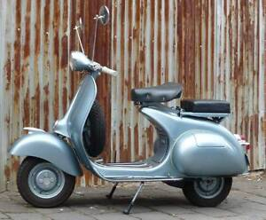 Vintage 1958 Vespa VB1T - beautiful to ride or display! Carlton Melbourne City Preview