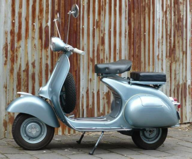 Vintage 1958 Vespa Vb1t Beautiful To Ride Or Display