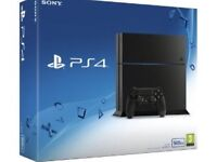 PS4 console - brand new + boxed £240 ono