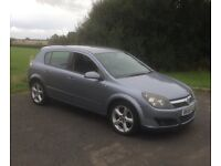 Automatic Vauxhall Astra 1.8 SRI good alloys and tyres