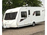 Touring Caravan 4 berth