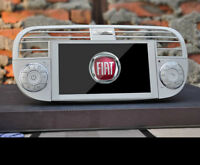 fiat 500 500C abarth special fit gps bluetooth dvd