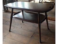 Ercol Butlers Tray Coffee Table