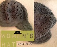 WOMENS HAT ASKING ONLY $2