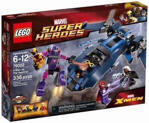 Marvel Super Heroes Lego - Xmen vs. Sentinel 76022 NIB Oakville / Halton Region Toronto (GTA) image 1