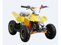50cc Mini Quad Bike BRAND NEW 2017