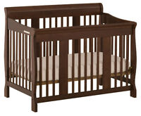 Storkcraft tuscany 4 in 1 convertable crib