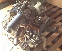 Ford Mustang engine and auto transmission