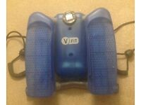 V Fit Twister Stepper Machine with bungee cords