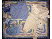 0-3m & preloved boy bundle