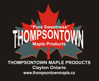 Thompsontown Maple Products @ Calgary Stampede!
