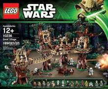 LEGO Star Wars Ewok Village 10236 Hornsby Hornsby Area Preview