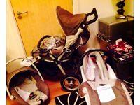Baby pram set