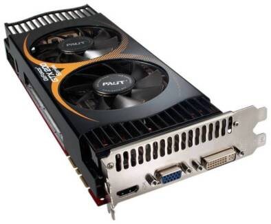 Palit GTX260 Sonic 896Mb GDDR3 Mount Gambier Grant Area Preview