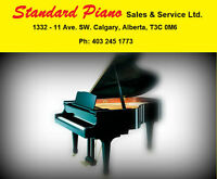 New & Used Pianos Sale