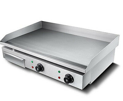 Ce Commercial Electric Grill Griddle Dorayaki Teppanyaki Machine 220v4.4kw