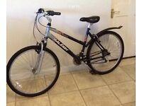 Ladies Raleigh Mantis mountain bike