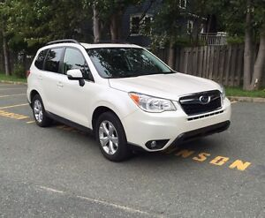 2014 Subaru Forester 2.5i Limited (Inspected)
