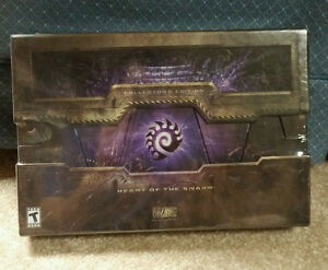 STARCRAFT 2 HEART OF THE SWARM COLLECTOR'S EDITION FOR PC