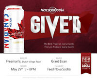 Give'r at Freeman's Fairview for Feed NS