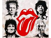 Rolling stones tickets (cardiff)