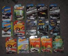 Hot wheel collectables / Disney pixar Cars NIB and loose Cranbourne West Casey Area Preview