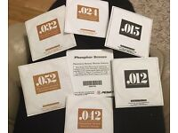 Peavey Phosphor Bronze Wound Strings 12's Balanced 0.52, paypal accept