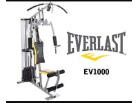 Everlast EV1000 multi-gym home gym equipment