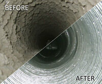 DUCT CLEANING AND DISINFECTANT 100$