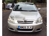 Toyota Corolla 1.6L Silver 2005 5 Door Hatchback FSH £1595 ono