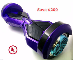 Manufacturer Sale-Brand New 8'' Smart Hoverboard with Bluetooth