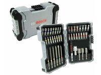 Bosch Professional Screwdriver screw drill bit set