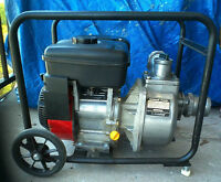 """Pompe a l'eau a gaz --2"""" Mitsubishi -- gas water pump"""