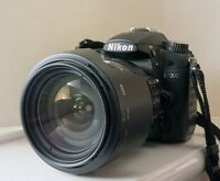 Nikon D7000 with 2 Lens and a lot more