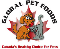 Healthy Pet Foods Sales