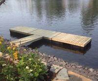 Floating Docks & Stationary Docks