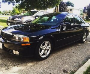 2000 Lincoln Ls V8 low kms