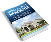 Attention: 1st time home owners - FREE Home Buyer's Handbook