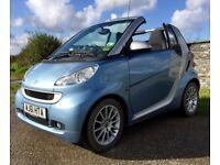 Smart ForTwo Cabrio Passion CDI
