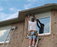 Experienced windows and doors installation