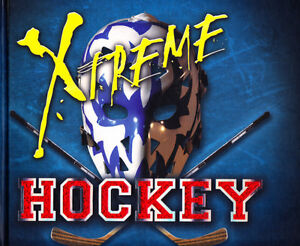 XTREME HOCKEY FACT STORY BOOK CROSBY OVECHKIN GRETZKY MORE