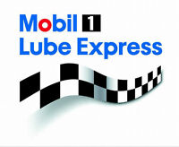 Mobil 1 Lube Express Lower Technician