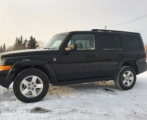 2008 Jeep Commander 4x4 SUV