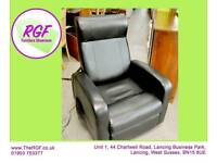 SALE NOW ON!! - Faux Leather Massage Armchair - Can Deliver For £19