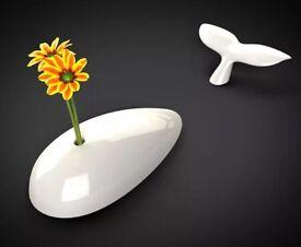 Mobi Porcelain Vase
