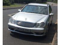 Mercedes c220 cdi sport