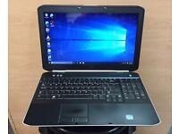 Dell i3 Very Fast HD Laptop, 6GB Ram, 320GB (Kodi) HDMI, Windows 10, Microsoft office, Immaculate