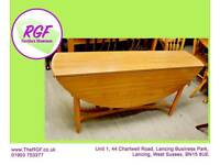 SALE NOW ON!! - Drop Leaf Dining Table - Can Deliver For £19