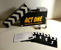 Act One Board Game - Movie Trivia